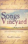 Songs of the Vineyard