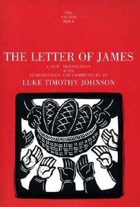 The Letter of James (Anchor Yale Bible Commentaries Series)