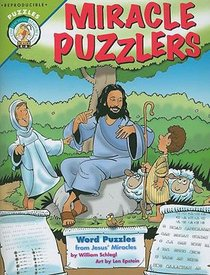 Miracle Puzzlers: Word Puzzles From Jesus Miracles