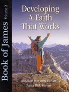 Book of James (DVD) (Volume 2) (#02 in Developing A Faith That Works Series) DVD