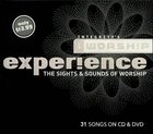 Iworship Experience CD and DVD CD