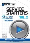 Iworship Service Starters Volume 2 DVD