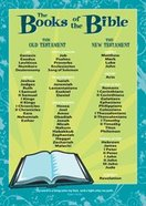 Poster Large: Books of the Bible Poster