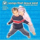Songs That Jesus Said CD