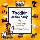 Cedarmont Kids: Toddler Action Songs (Kids Classics Series) CD