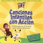 Cedarmont Kids: Canciones Infantiles Con Accion (Spanish) (Kids Classics Series) CD
