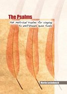 The Psalms Paperback