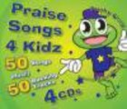 Praise Songs 4 Kids Triple CD