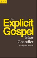 The Explicit Gospel (Leader Kit) Pack