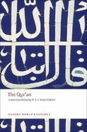 The Qur'an (Oxford World's Classics Series) Paperback