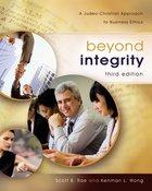 Beyond Integrity (Third Edition) Hardback