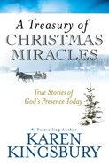 A Treasury of Christmas Miracles Hardback