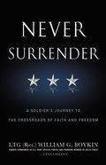 Never Surrender Paperback