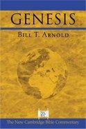 Genesis (New Cambridge Bible Commentary Series) Paperback