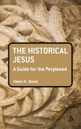 The Historical Jesus (Guides For The Perplexed Series) Paperback
