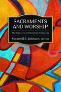 Sacraments and Worship Paperback