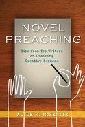 Novel Preaching Paperback