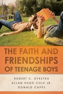 Faith and Friendships of Teenage Boys Paperback
