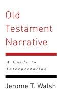 Old Testament Narrative Paperback