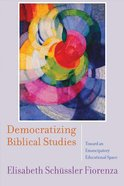Democratizing Biblical Studies Paperback