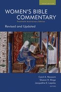 Women's Bible Commentary (3rd Edition) Hardback