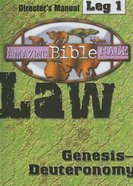 Amazing Bible Race: Leg 1 (Race Director's Manual Cd-rom)