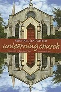 Unlearning Church Paperback