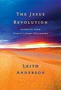 The Jesus Revolution Paperback