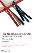 Finding Your Way Around Common Worship Paperback