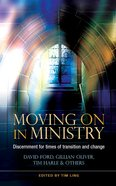 Moving on in Ministry Paperback