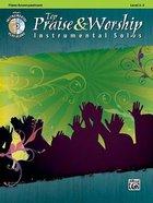 Top Praise & Worship (Piano Accompaniment) (Music Book)