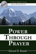 Power Through Prayer Paperback