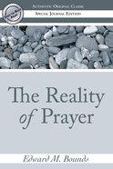 The Reality of Prayer Paperback