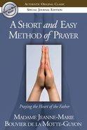 Short and Easy Method of Prayer Paperback