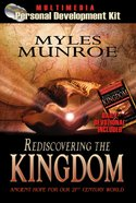 Rediscovering the Kingdom Personal Development (2 Books, 3 Cds, 4 DVDS) (#01 in Understanding The Kingdom Series) Pack
