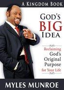 God's Big Idea Hardback