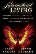 Supernatural Living Paperback