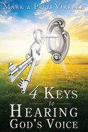 4 Keys to Hearing God's Voice Paperback
