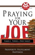 Praying For Your Job Paperback