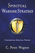 Spiritual Warfare Strategy Paperback