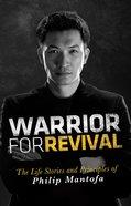 Warrior For Revival Paperback