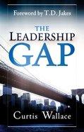The Leadership Gap Paperback