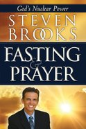 Fasting and Prayer Paperback