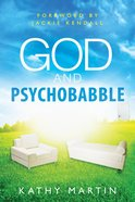 God and Psychobabble eBook