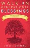 Walk in Generational Blessings eBook