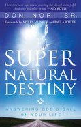 Supernatural Destiny eBook