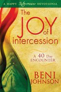 The Joy of Intercession eBook