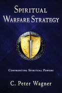 Spiritual Warfare Strategy eBook