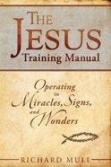 The Jesus Training Manual eBook