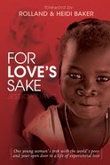 For Love's Sake eBook